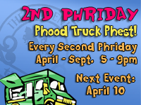 second friday food truck fest